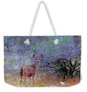 Shasta County Deer  Weekender Tote Bag