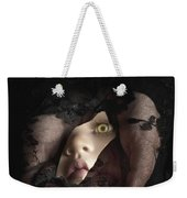 Shattered Into Pieces Weekender Tote Bag