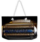 Shaver Machine Weekender Tote Bag