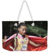 Shawl Dancer 109 Weekender Tote Bag