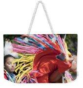 Shawl Dancer Weekender Tote Bag