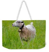 Sheep With A Bell Weekender Tote Bag