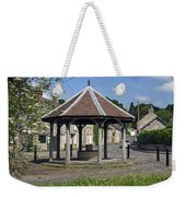 Sheepwash Well - Ashford-in-the-water Weekender Tote Bag