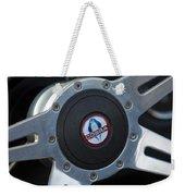 Shelby Cobra Steering Wheel Weekender Tote Bag