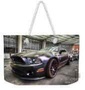 Shelby Gt500kr Weekender Tote Bag