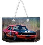 Shelby Racing Co Mustang Weekender Tote Bag