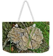 Shelf Fungus - Grifola Frondosa Weekender Tote Bag