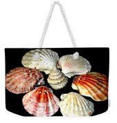 Shell Flower Weekender Tote Bag