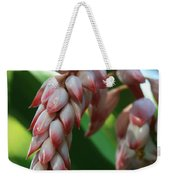 Shell Ginger Alpinia Zerumbet Tropical Flowers Of Hawaii Weekender Tote Bag