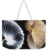 Shell X-ray Weekender Tote Bag