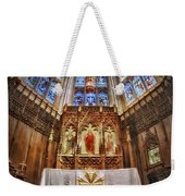 Shelter For Thy Soul Weekender Tote Bag