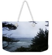 Shelter From Irene Weekender Tote Bag