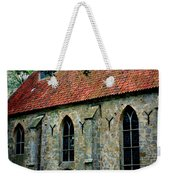 Shelter From The Storm Weekender Tote Bag by Carol Groenen