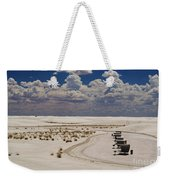 Shelters From The Afternoon Sun Weekender Tote Bag