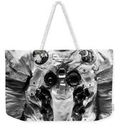 Shepard And Apollo 14 Weekender Tote Bag