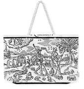 Shepherd, 1597 Weekender Tote Bag