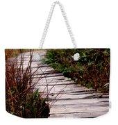 Shi Shi Boardwalk Weekender Tote Bag
