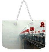Shibanpo Bridge Weekender Tote Bag
