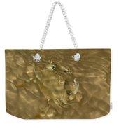Shimmering Crab Weekender Tote Bag