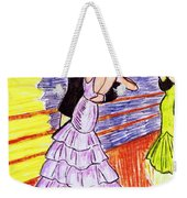 Shipboard Dancers Weekender Tote Bag