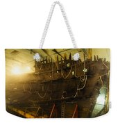 Shipwreck Of The Mary Rose, Portsmouth Weekender Tote Bag