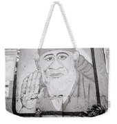 Shirdi Sai Baba In Bombay Weekender Tote Bag