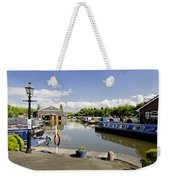 Shobnall Marina - Burton On Trent Weekender Tote Bag