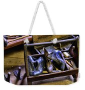 Shoe - The Shoe Cobblers Box Weekender Tote Bag