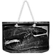 Shoebox Weekender Tote Bag