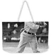 Shoeless Joe Jackson  (1889-1991) Weekender Tote Bag
