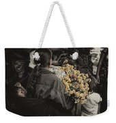 Shopping With Mom Weekender Tote Bag