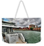 Shore This Is The Life Weekender Tote Bag