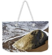 Shoreline Rock Weekender Tote Bag