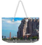 Shot Tower - Baltimore Weekender Tote Bag