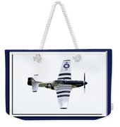 Showing Off Weekender Tote Bag by Greg Fortier