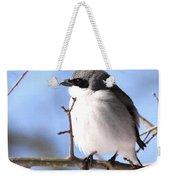 Shrike - Lonely Weekender Tote Bag