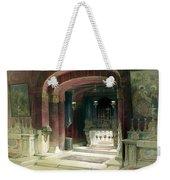 Shrine Of The Annunciation Nazareth Weekender Tote Bag