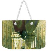 Shrine Of The Holy Sepulchre April 10th 1839 Weekender Tote Bag