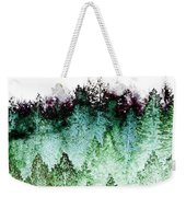 Shrouded In Fog Weekender Tote Bag