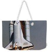 Shuttle Lift-off Weekender Tote Bag