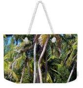 Shy Palms Weekender Tote Bag