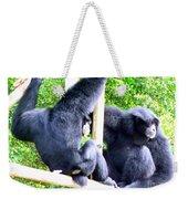 Siamang Gibbons Weekender Tote Bag