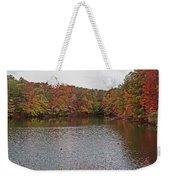 Sibley Pond Weekender Tote Bag