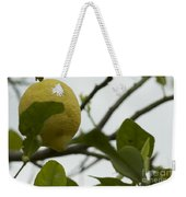 Sicilian's Lemonade Weekender Tote Bag