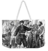 Sicily: Guerrillas, 1860 Weekender Tote Bag