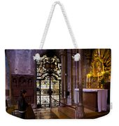 Side Chapel St Stephens - Vienna Weekender Tote Bag