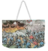 Siege And Capture Of Vicksburg, 1863 Weekender Tote Bag by Photo Researchers