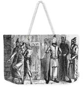 Siege Of Baghdad, 1258 Weekender Tote Bag