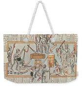 Siege Of Tenochtitlan, 1521 Weekender Tote Bag