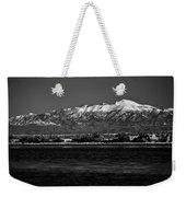 Sierra Blanca Weekender Tote Bag